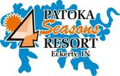 Patoka 4 Seasons Resort Logo