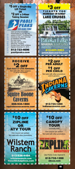 Explore Southern Indiana Visitor Guide