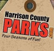 Harrison County Parks Logo