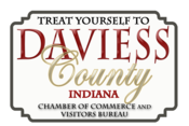 Daviess County Chamber & Visitors Bureau Logo