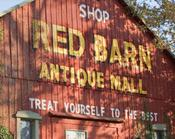 Red Barn Antique Mall Logo