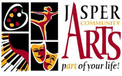 Jasper Arts Center Logo