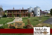 Patoka Lake Winery Logo