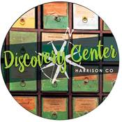 Harrison County Discovery Center Logo